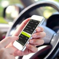 TomTom Curfer - Driver Behaviour Analysis with Vehicle Diagnostics Reader